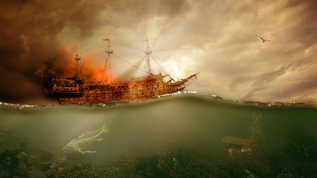 pirátský loď